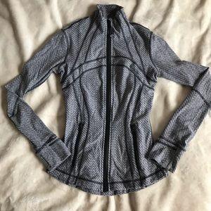 Lululemon Grey Define Jacket size 2